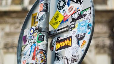 Pegatinas y adhesivos personalizados Madrid