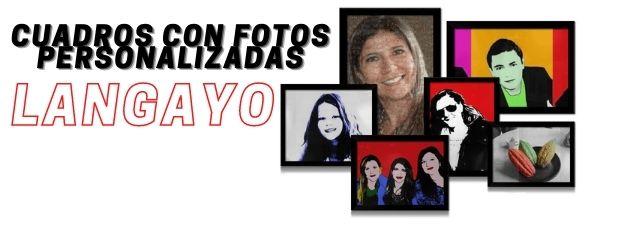 cuadros con fotos personalizadas langayo