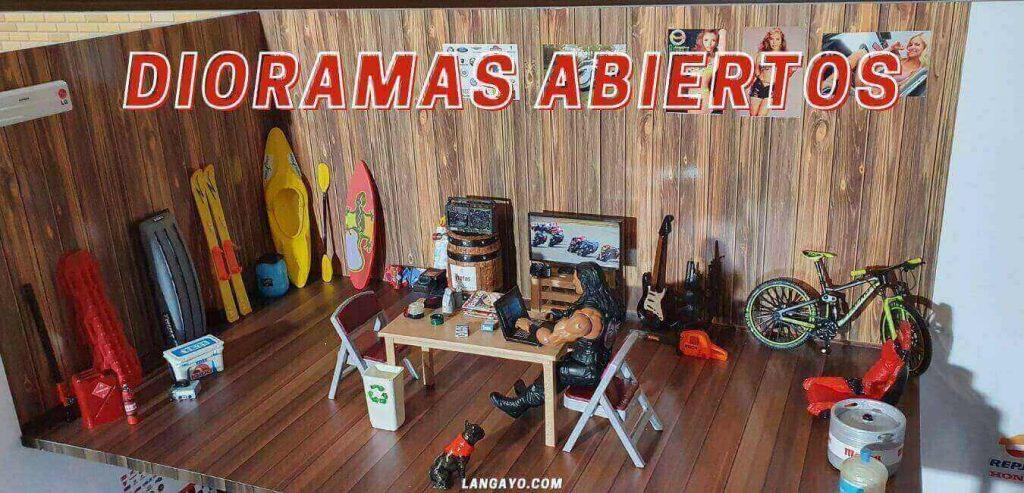 Dioramas Abiertos