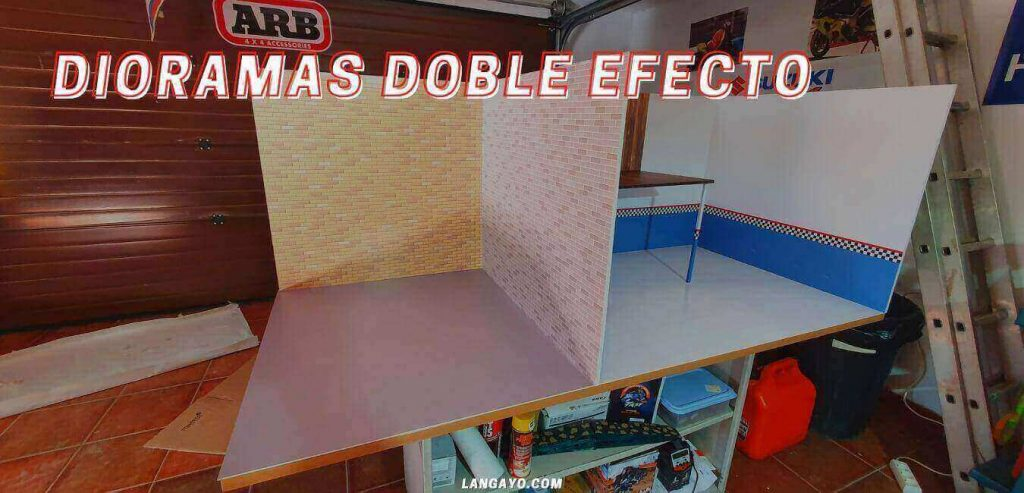 Dioramas Doble Efecto