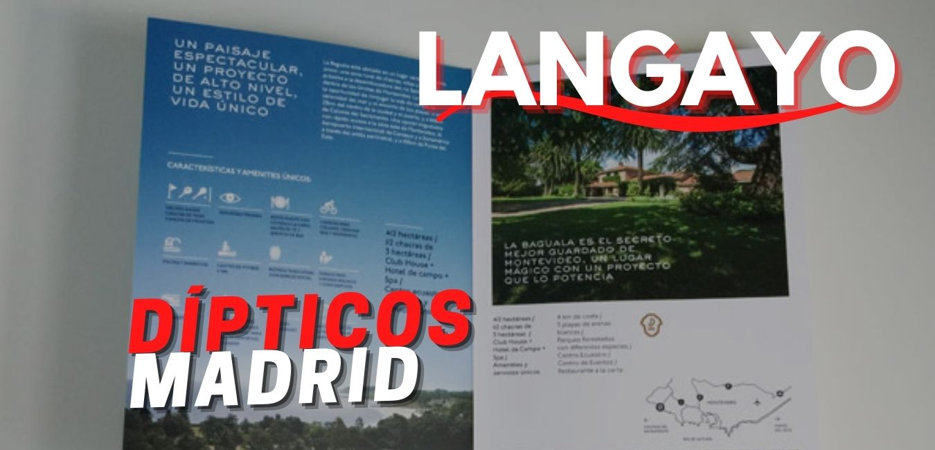 dipticos madrid